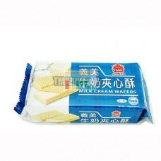 義美香草(牛奶)夾心酥(迷你包)