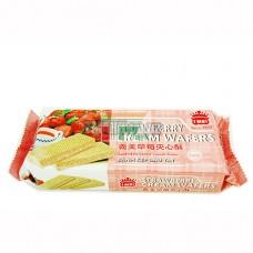 義美草莓夾心酥(小)