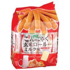 北田蒟蒻糙米捲牛奶味