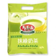 馬玉山抹綠奶茶