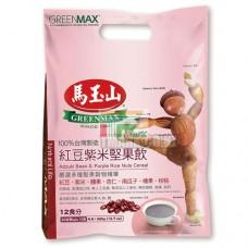 馬玉山紅豆紫米堅果飲